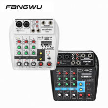 Cheap Price Popular Teyun Audio Mixer