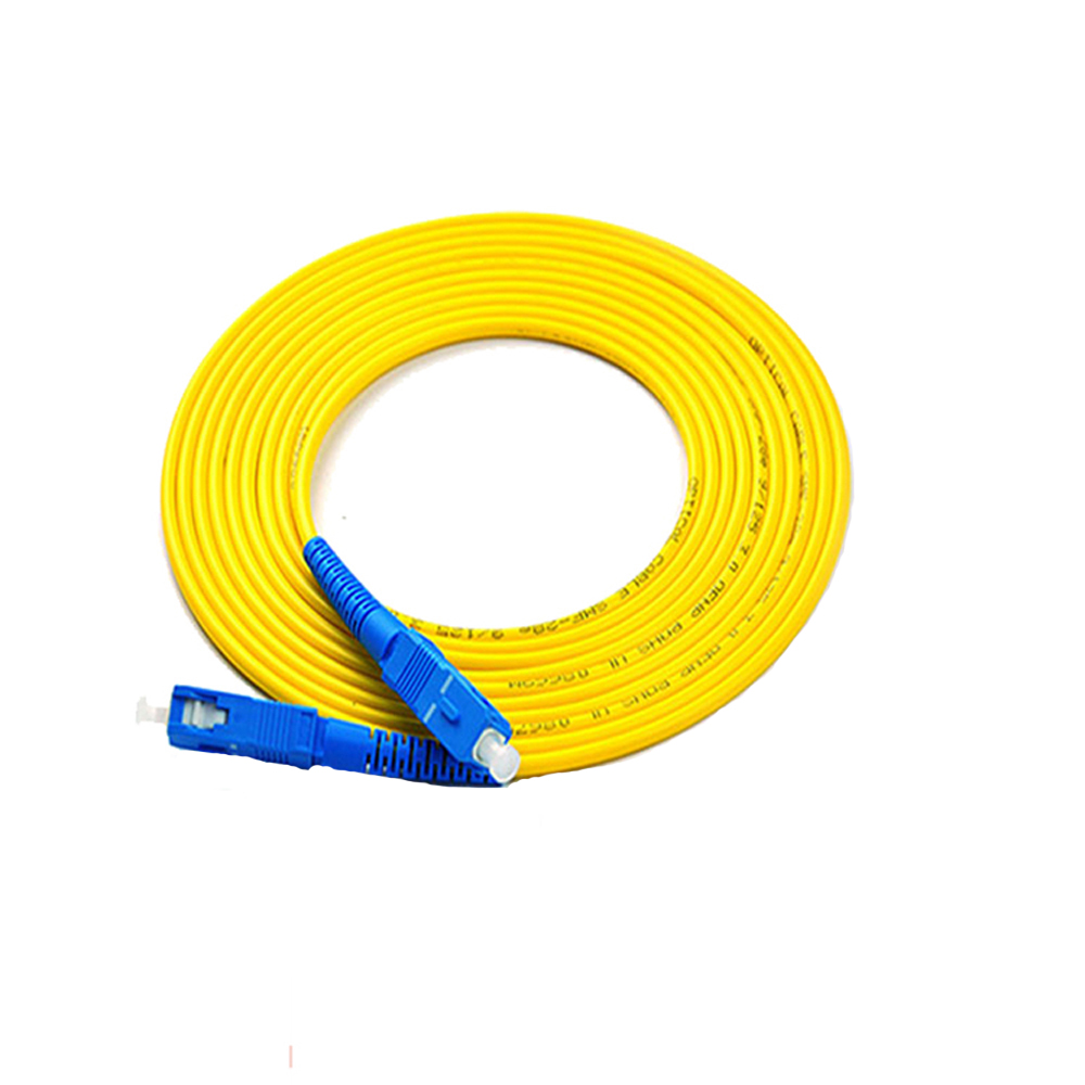 Types Of Fiber Patch Cord