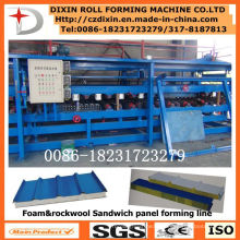 Dx Sandwich Panel Making Machine