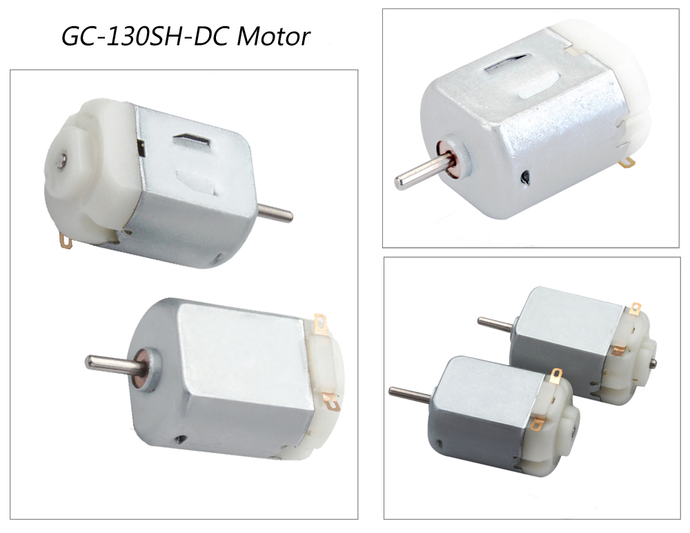 High Speed DC Micro Motor