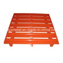 Equipamento de paletes de aço para o sistema de armazenamento de armazenamento de armazenamento