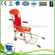 Patient transfer stair stretcher