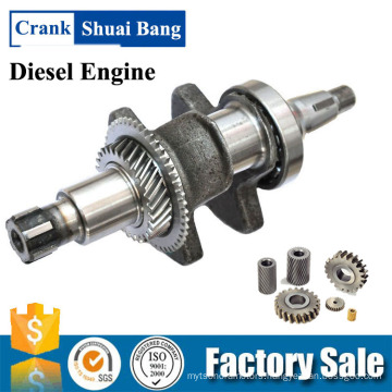 Shuaibang Competitive Price High End China Made Gasoline Power Tech Generators Crankshaft Manufacture