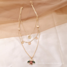 High-Quality Popular Hot-Selling Style Wholesale Women Personalized Alloy Necklace Charms 2020