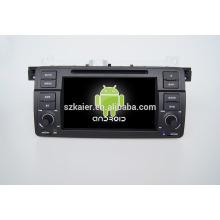Четырехъядерный!автомобильный DVD с зеркальная связь/видеорегистратор/ТМЗ/obd2 для 7inch сенсорный экран четырехъядерный процессор андроид 4.4 системы Е46