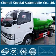 Caminhão de sucção Dongfeng 3000-3500liters vácuo tanque de esgoto