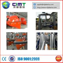 total enclosed lifeboat 20P-70P CCS BV