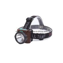 Dual Modes Head Light with Li-ion Battery