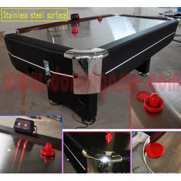 Edelstahl-Oberflächen-Luft-Hockey-Tabelle (DHT8A08S)