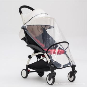 Universal Wheel Luxury Baby Buggy/ Foldable Pram Eco friendly