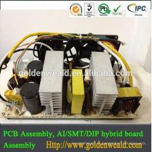PCBA del OEM del pcba del OEM del funcionamiento de alto rendimiento pcba de la lavadora del pcba