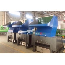 Standard Hydraulic Double Roller Crusher