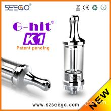 Seego New Fashion G-Hit K1 E Vape Kit with Glass Tank