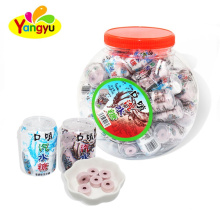Whistle Candy Supplier Bottle Packing Fruity Whistle Tablet Candy