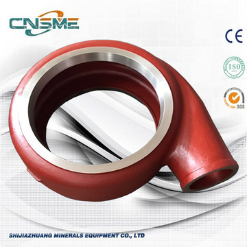 10 / 8E-M Metallic Lining Slurry Pump Volute