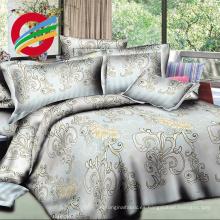 tela hermosa de la sábana de la flor tela de sábana al por mayor 3d