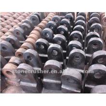 2012 nouvelle tête de marteau à haute teneur en manganèse en alliage