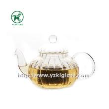 Clear Single Wand Glas Teekanne von SGS (560ML)