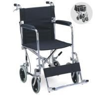 Good Price Convenient Portable Folding Patient Wheel Chair