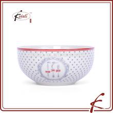 Chaozhou Emaille Salat Keramik Salat Schüssel