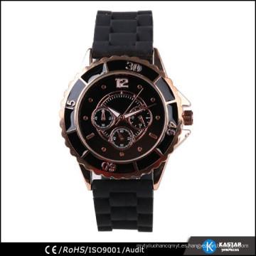 Subió el reloj móvil del oro, precio del reloj occidental