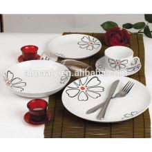conjuntos de panelas de estilo alemão de porcelana