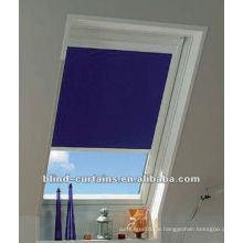 Horizontale Schiebe-Dachfenster blind