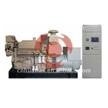 120KVA Marine diesel generator set with CE certificate