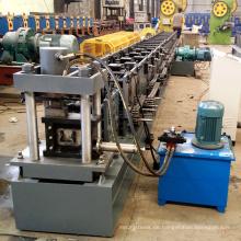 Warehouse-Paletten-Regal-Supermarkt-Regal-Lichtstrahl leichte Pflicht Palettenregal Roll Formmaschine