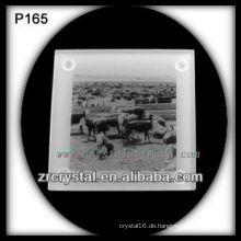 Wundervoller Kristallbehälter P165