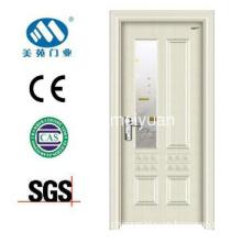 Room steel wooden door