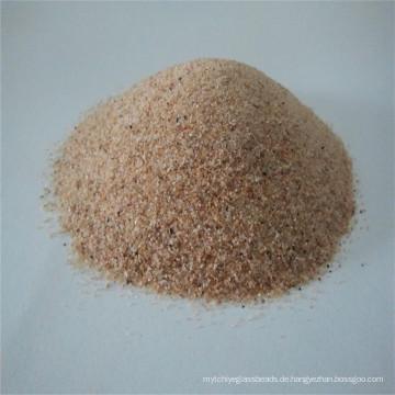 Gelber Quarz Sand / Silica / Quarz Sand