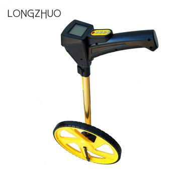 Como usar uma roda de medição