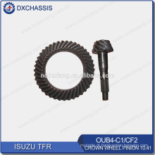 Pinhão genuíno da roda de coroa TFR 10:41 OUB4-C1, CF2