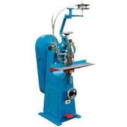 Máquina de costura de alambre de una sola cabeza