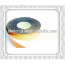 Hoja de aluminio del rollo gigante de la cinta adhesiva de la venta caliente
