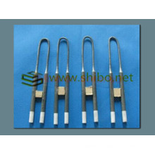 High-Power Electric Mosi2 Rods for Furnace