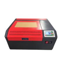 4040 50w 60w small desktop  wood paper acrylic wine bottle plastic portable laser engraving machine laser engraver