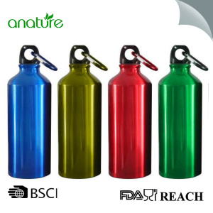 Factory supplied for Vacuum Water Bottle 600ML Stainless Steel Single-Layer Water Bottle supply to North Korea Exporter