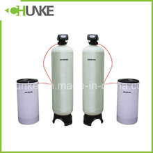 PLC Control Chunke Water Softener Filter for Drinking Water Treatment