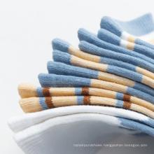 Women's middle stockings Autumn winter Plaid fashion children's socks cotton socks  flowing street sports socks