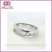 Venta al por mayor de Alibaba anillos de acero inoxidable joyas al por mayor
