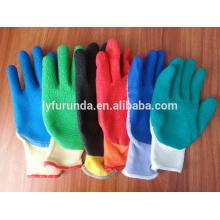 1/2 Latex-Handflächenhandschuh, Anti-Rutsch- und Schnittschutzhandschuh