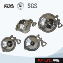 Stainless Steel Sanitary Welded Check Valve (JN-NRV2001)