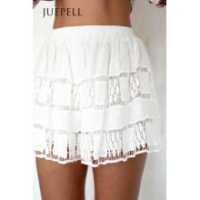 White Loose Loose Women Short