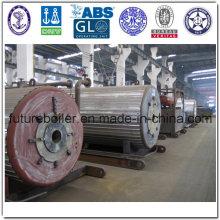 Chine Heat Oil Marine Boiler (600-6000kW)