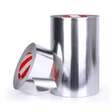 Fita adesiva de folha de alumínio para duto resistente a baixas temperaturas e clima resistente ao frio