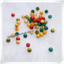 Colourful Bulk Wooden Beads Wholesale / Wood Beads, Fashion Beads, Beads (IO-wa036)