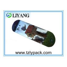 Película adhesiva para el patín de madera