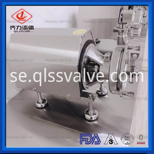 Stainless Steel Pump 4